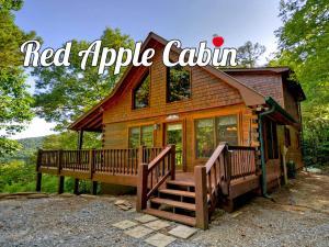 Red Apple Cabin - Блу-Ридж