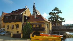 Hostel Merlin - Český Krumlov