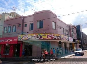 Hotel Faria - Piuí