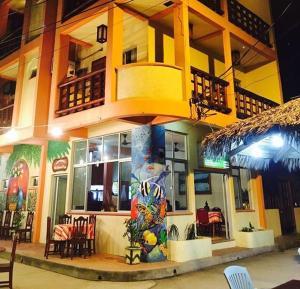 Hotel y Restaurante Colonial Playa