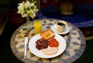 Hotel Colibri, Hotels  Managua - big - 39