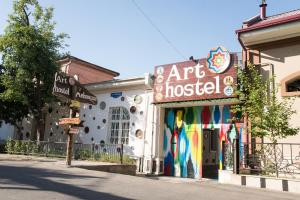Art Hostel, Train Tickets and Tours