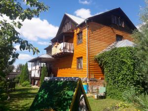 Guesthouse Ozerninskoye Reservoir - Chernëvo