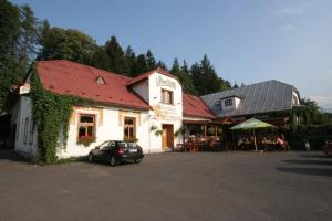 3 stern pension Pension Harcovna Frýdlant nad Ostravicí Tschechien