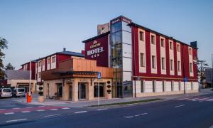 Grein Hotel, Жешув
