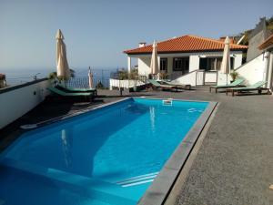 casa agapanthe piscine et vue mer Estreito da Calheta