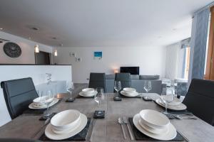 The Deluxe West End Apartment, Apartments  Edinburgh - big - 11