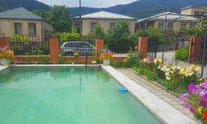 Otel Kavkazioni Twins, Hotely  Lagodechi - big - 36