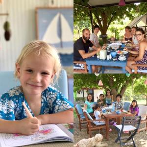 Семейный отель Cirali Friends Pension&Camping, Чиралы