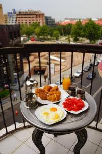 Center Apartment Nalbandyan, Appartamenti  Erevan - big - 30