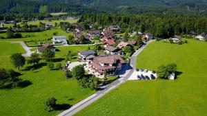 Pension Schlömmer, Penziony  Sankt Gilgen - big - 77