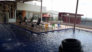 City Hotel, Hotel  Tasikmalaya - big - 59