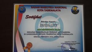 City Hotel, Hotel  Tasikmalaya - big - 102