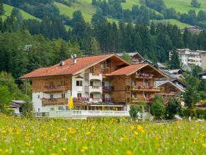 Landhotel Lechner, Hotel  Kirchberg in Tirol - big - 23
