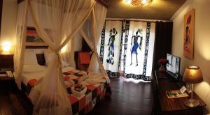 Hotel Club du Lac Tanganyika, Отели  Бужумбура - big - 2