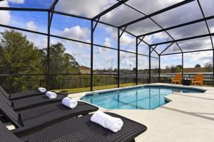Aviana Resort House #230620, Prázdninové domy  Kissimmee - big - 24