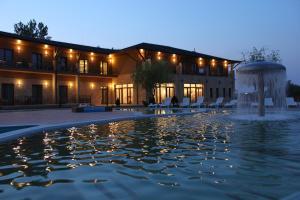 Hotel Termálkristály Aqualand, Hotely  Ráckeve - big - 17