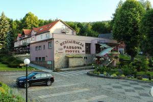 Hotel Restauracja Parkowa - Noclegi Nowa Ruda Polsko