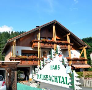 Pension Mausbachtal - Hotel - Warmensteinach
