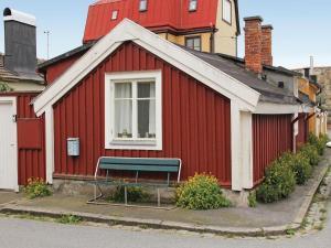 One-Bedroom Holiday home Karlskrona 0 02, Nyaralók  Karlskrona - big - 6