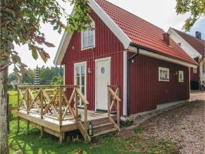 One-Bedroom Holiday Home in Hallarod, Prázdninové domy  Hallaröd - big - 1
