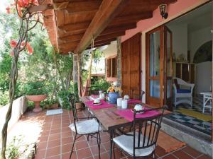Three-Bedroom Holiday Home in Torre dei Corsari MD, Nyaralók  Torre Dei Corsari - big - 28