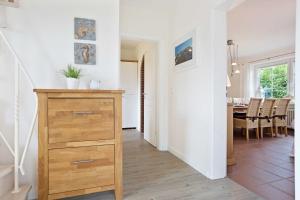 Kristin, Dovolenkové domy  Wenningstedt - big - 16