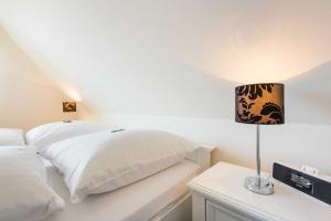 Kürzdörfers App 3 OG, Apartmanok  Wenningstedt - big - 9