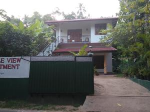 Jungle View apartment, Appartamenti  Unawatuna - big - 2