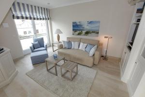 Landhaus Berthin Bleeg Strandleben, Appartamenti  Wenningstedt - big - 3