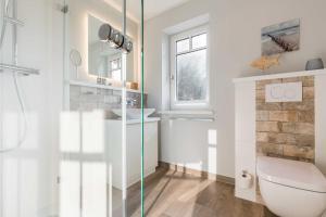 Wohnen und Mee(h)r App 1, Apartmanok  Wenningstedt - big - 21