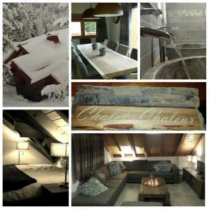Location gîte, chambres d'hotes Clos du Pre - Chalet Chaleur dans le département Isère 38