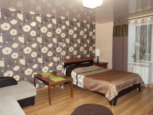 Budaunikou Ave, Апартаменты  Витебск - big - 8