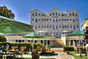 Haus Seeblick Hotel Garni & Ferienwohnungen, Hotely  Zinnowitz - big - 60