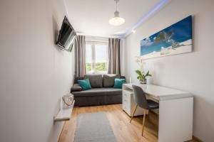 Apartament Nadmorski Widok