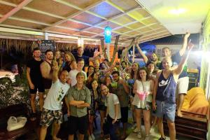 Smile Hostel Koh Phangan, Hostelek  Bantaj - big - 46