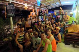 Smile Hostel Koh Phangan, Hostelek  Bantaj - big - 31