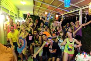 Smile Hostel Koh Phangan, Hostelek  Bantaj - big - 32