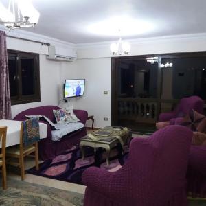 Apartment Sedi Beshr, Апартаменты  Александрия - big - 2
