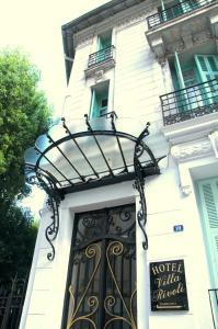 Hotel Villa Rivoli, Hotels  Nice - big - 85