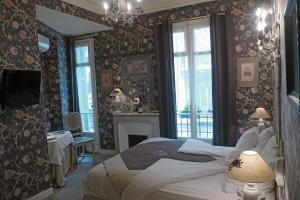 Hotel Villa Rivoli, Hotels  Nice - big - 43