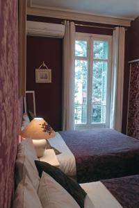 Hotel Villa Rivoli, Hotels  Nice - big - 83