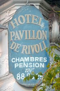 Hotel Villa Rivoli, Hotely  Nice - big - 42