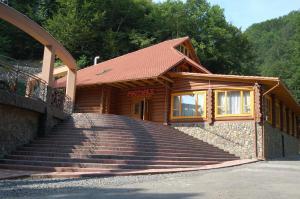 Отель Затышок, Свалява