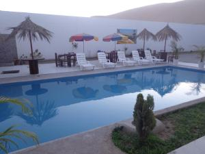 Hotel Hilroq II, Hotels  Ica - big - 19