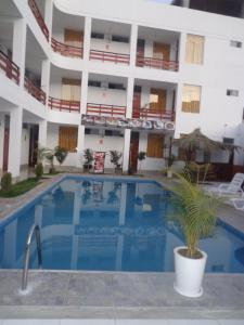 Hotel Hilroq II, Hotels  Ica - big - 37