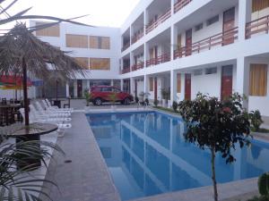 Hotel Hilroq II, Hotels  Ica - big - 3