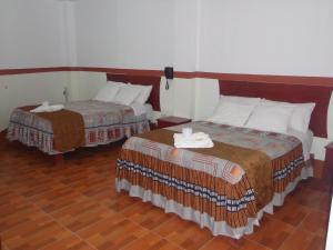 Hotel Hilroq II, Hotels  Ica - big - 25