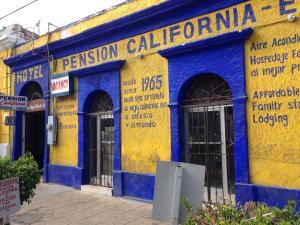 Pension California