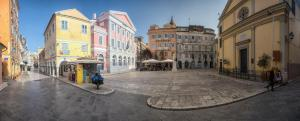 Casa Afrodite, Ferienwohnungen  Korfu-Stadt - big - 46